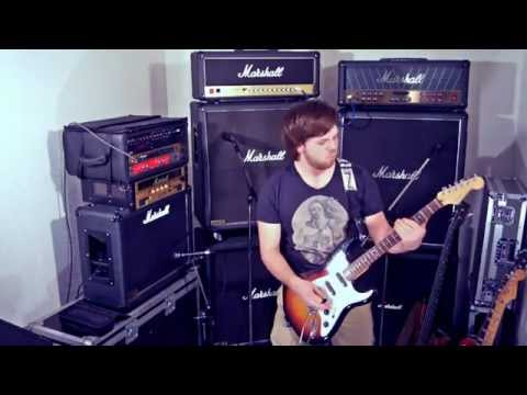 Nickelback - This Means War guitar cover by Nikita Rubchenko BBE/EMG artist.