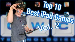 Top 10 Best iPad Games for 2018 Vol 2