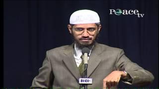 TERRORISM AND JIHAD - AN ISLAMIC PERSPECTIVE | DR ZAKIR NAIK | PART 3