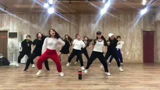 [역대급 칼군무] (인싸춤) 여고생들이 추는 '펜타곤 - 빛나리' 댄스 커버 'PENTAGONE - Shine' dance cover
