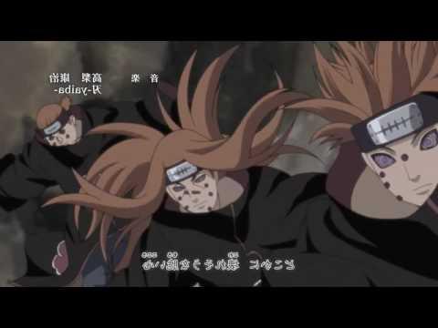 Naruto Shippuden Opening 7'Toumei Datta Seka´ HD