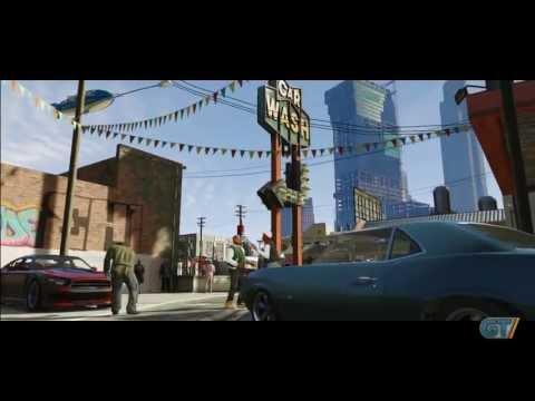 Grand Theft Auto V - Meet Franklin