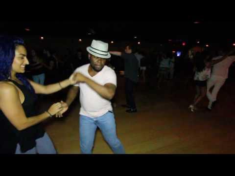 Kelly w/ Dapo, Ike y Troy @ Amaya Dance Social