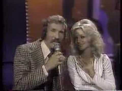 Barbara Mandrell and Marty Robbins