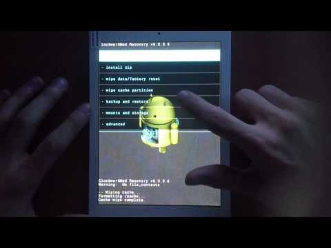 [How To] Tutorial para instalar un recovery en una tablet (Unusual U8Y)