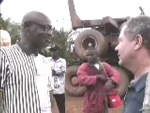 Gabon - Libreville - Travel - Jim Rogers World Adventure