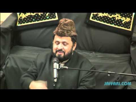 Maulana Rizwan Haider Muharram Majlis 12:6:2014