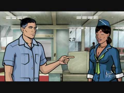 archer yelling lana ringtone