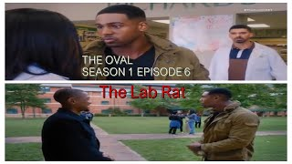 "Review: Tyler Perry The Oval on BET Season 1 Episod 6 ""Lab Rats"" #TheOvalonBET"