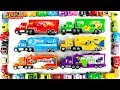 Learning Color Special Disney Cars Lightning McQueen Mack Truck Play for kids car toys