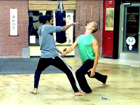 Real Fighting Kata - Xing Yi Quan, Internal Kung Fu! Part 2