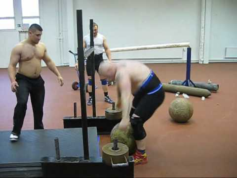 Strongman training Image 1