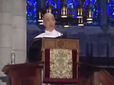 Jeff Bezos Speaks at Princeton Graduation