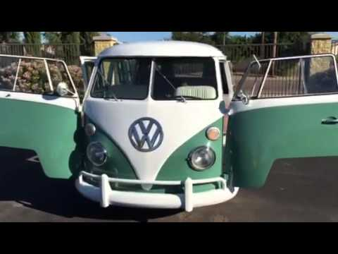 1967 VW Bus   For Sale