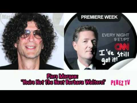 Howard Stern rips Piers Morgan a new one