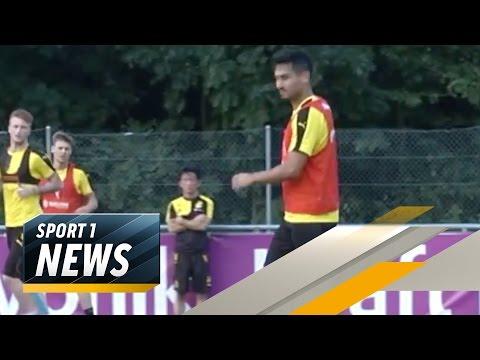 EM-Aus für BVB-Star İlkay Gündoğan | SPORT1 - Der Tag