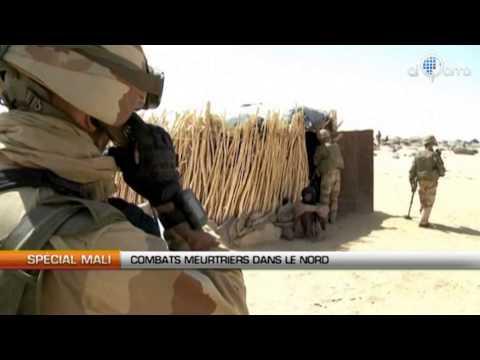 Mali : Combats meurtriers au nord du pays
