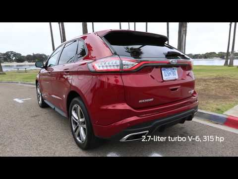 2016 Ford Edge Review Ratings Specs Prices and Photos  The