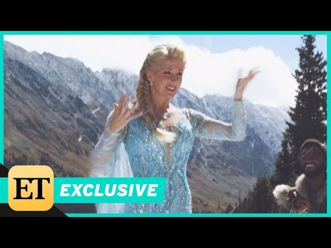 Go Behind the Scenes of the 'Frozen' Broadway Cast's First Photo Shoot (Exclusive)