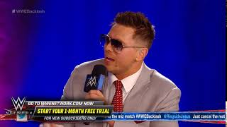 The Miz on making everything he's involved in must see WWE Network Exclusive   YouTube