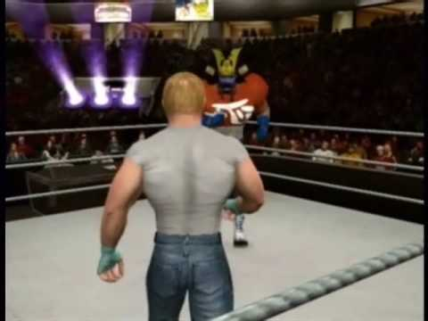 SmackDown vs Raw 2010 - Game Fighters CAW DESIRE