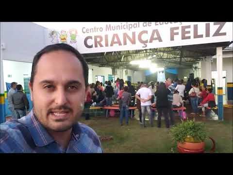 Inauguração da Reforma do Cemei Criança Feliz