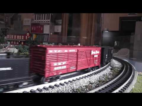 Lionel Legacy 4-6-0 Video Review