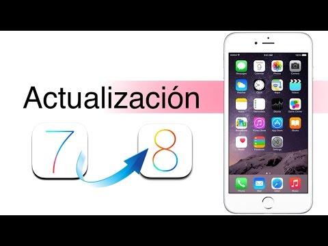 Instalar iOS 8   Restaurar y Actualizar   iPad 2 3 4 Air Mini Retina iPhone 4s 5 5c 5s iPod Touch 5