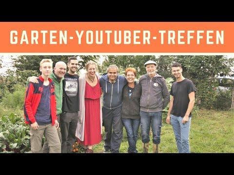 Vlog - Garten YouTuber-Treffen 2017 im Selbstversorgergarten