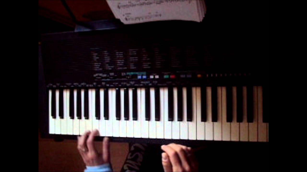apprendre le piano tout seul la maladie d 39 amour 1ere youtube. Black Bedroom Furniture Sets. Home Design Ideas
