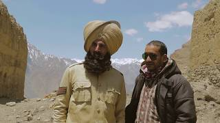 Akshay Kumar Behind the Scenes of Film ' KESARI ' conversation with Sanjay Charurvedi for Sync Sound