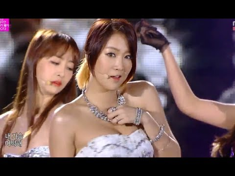 [hot] Sistar - Give It To Me, 씨스타 - 기브 잇 투미, Incheon Korean Music Wave 20130918 video