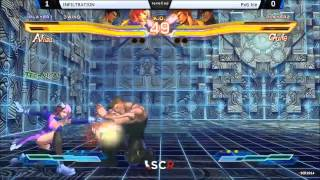 SFxT Infiltration vs PxG Ice - Socal Regionals 2014 Day 2
