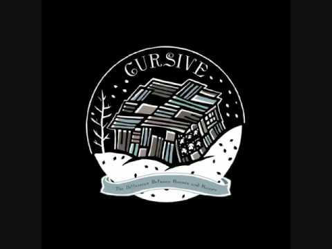 Cursive - And The Bit Just Chokes Them