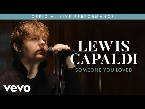 Download Lagu  Lewis Capaldi - Someone You Loved Live | Vevo LIFT Mp3 Free