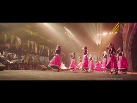 T Subbarami Reddy's grandson Keshav sangeet function (Full Video) - idlebrain.com