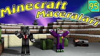 Joker ve Kurtadam Bisiklet Hırsızının Peşinde (Minecraft Maceraları 95)