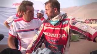 Dakar Rally 2015 Behind the Scene Stage 8