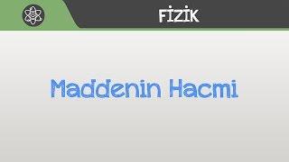 Maddenin Hacmi