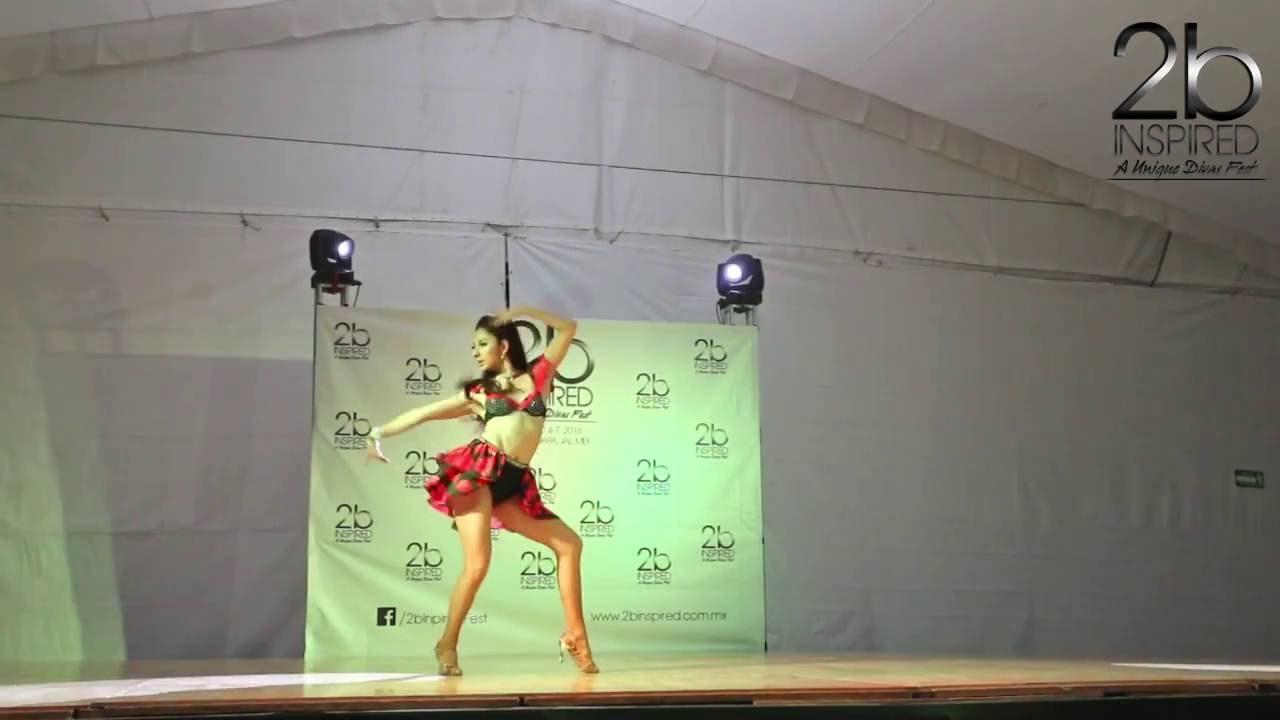 Karen Guillen | Salsa Soloista Abierta | 2b Inspired 2016
