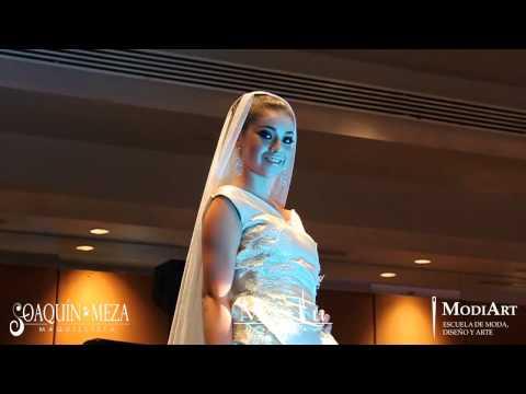 Expo Novia 2012 Tijuana - Maquillaje y Peinado de Pasarela, Joaquin Meza