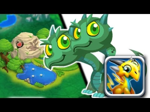 How to breed Hydra Dragon 100% Real! Dragon City Mobile! wbangcaHD!