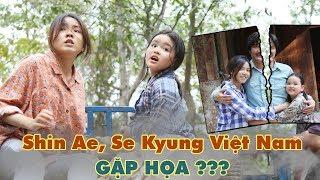 Gia đình là số 1 phần 2 EP CUT 1: Shin Ae, Se Kyung Việt Nam bất ngờ GẶP HỌA từ trên trời rơi xuống