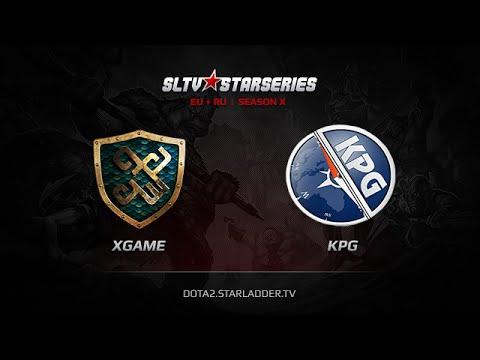 xGame.kz vs KPG, SLTV Europe Season X, Day 8, Game 2