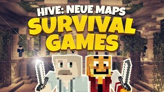 Eure Tipps für Bergmann Rises & vieles NEU auf HIVE ★ Survival Games | Herr Bergmann