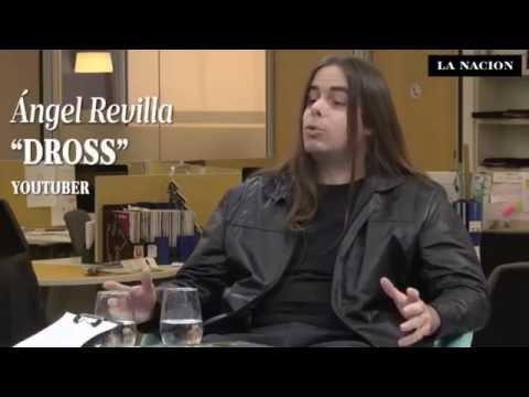 Dross entrevistado por LA NACION