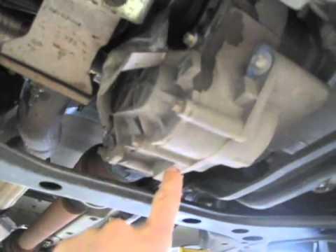 Ford Escape Hybrid 4WD Drivetrain Noise