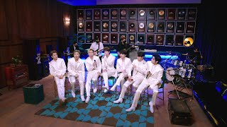 Download lagu BTS (방탄소년단) 'Dynamite' @ MTV Unplugged
