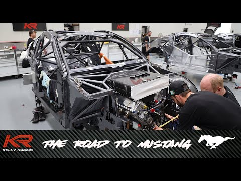 The Road to Mustang part five - Inside Kelly Racing