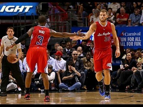Top 5 NBA Plays: November 20th